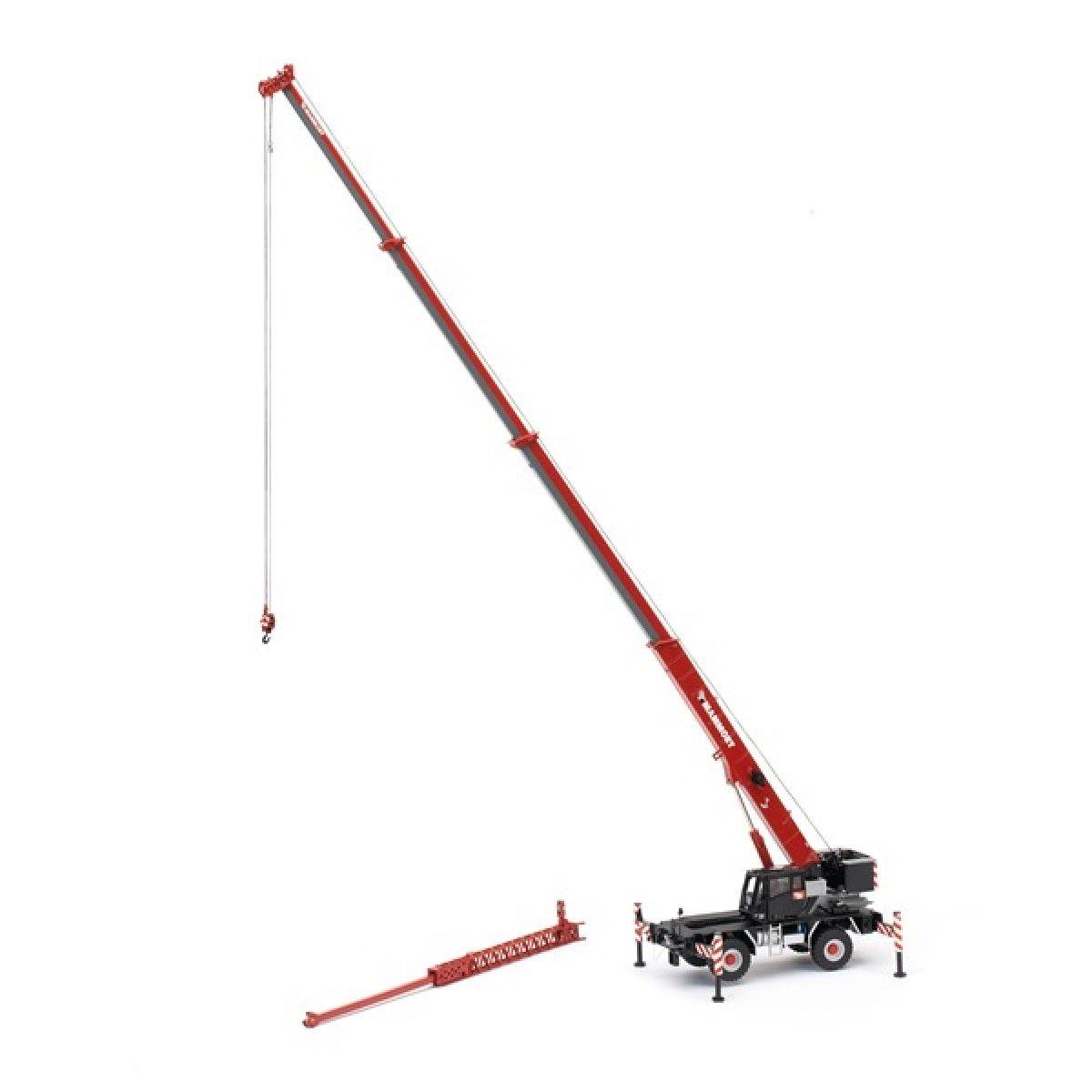 WSI Mammoet Grove RT 540 All Terrain Crane